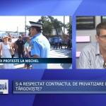 Conflicte pe banda rulanta la Mechel Targoviste