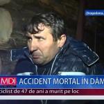 ACCIDENT MORTAL ÎN DÂMBOVIȚA – VIDEO