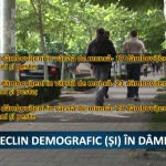 DECLIN DEMOGRAFIC (SI) IN DAMBOVITA – VIDEO