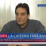 LA CATEDRĂ FĂRĂ BANI