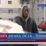 MENIUL DE LA… TOMBERON