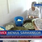MENIUL SARMANILOR  – VIDEO