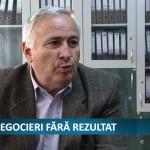 NEGOCIERI FĂRĂ REZULTAT – VIDEO