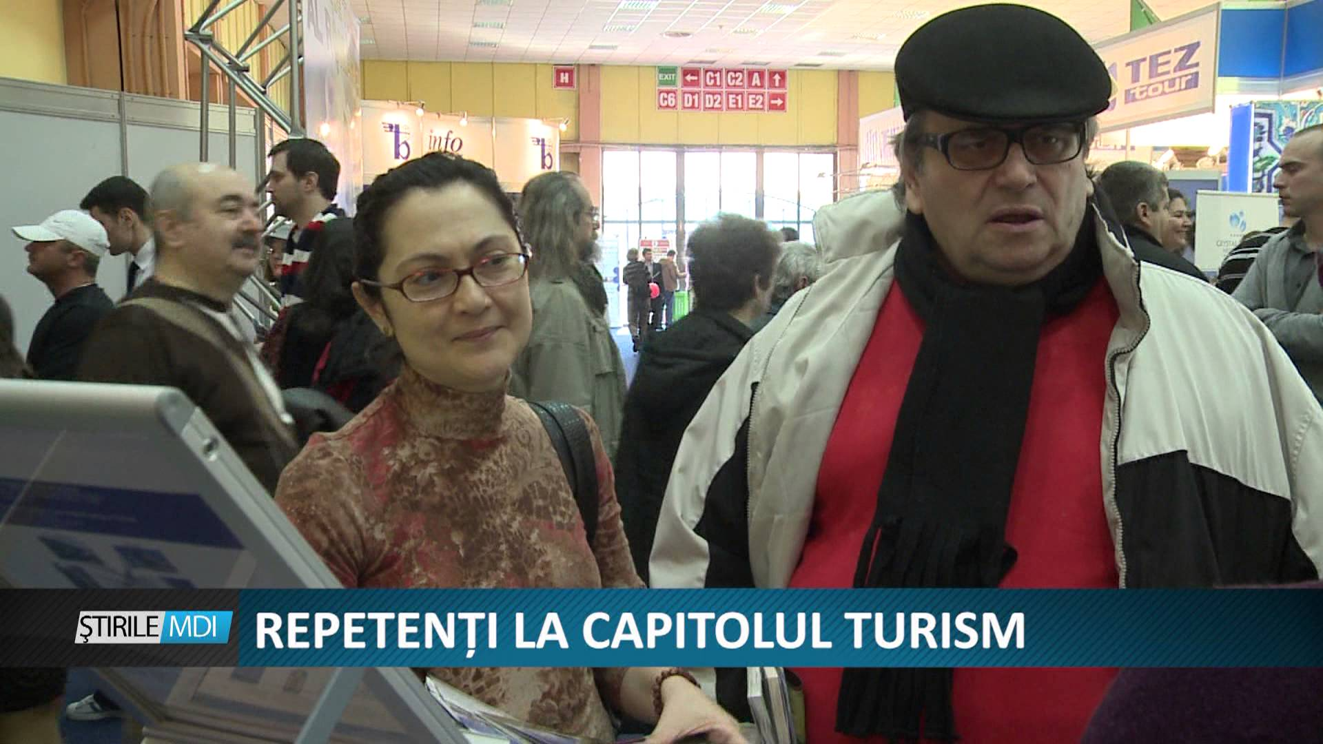 REPETENȚI LA CAPITOLUL TURISM – VIDEO