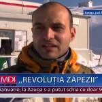 ,,REVOLUȚIA ZĂPEZII''