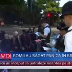 ROMII AU BĂGAT PANICA ÎN BRITANCI – VIDEO