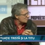 SITUAȚIE TRISTĂ ȘI LA TITU – VIDEO