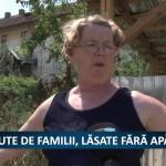 SUTE DE FAMILII, LASATE FARA APA