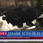ȚĂRANII, SCOȘI DE PE PIAȚĂ