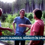 TURISTI OLANDEZI, RATACITI IN DAMBOVITA – VIDEO
