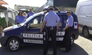 AMENZI ABUZIVE DE LA POLIȚIA LOCALĂ