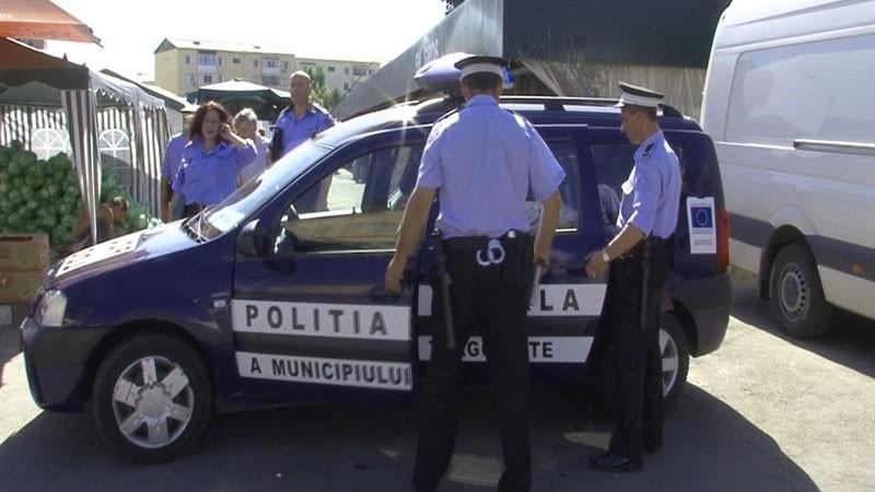 POLIŢIA LOCALĂ, HAZ DE NECAZUL UNUI COPIL