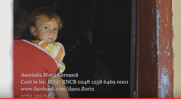 """""""MANĂ CEREASCĂ"""" PENTRU COPIII DEFAVORIZAŢI"""