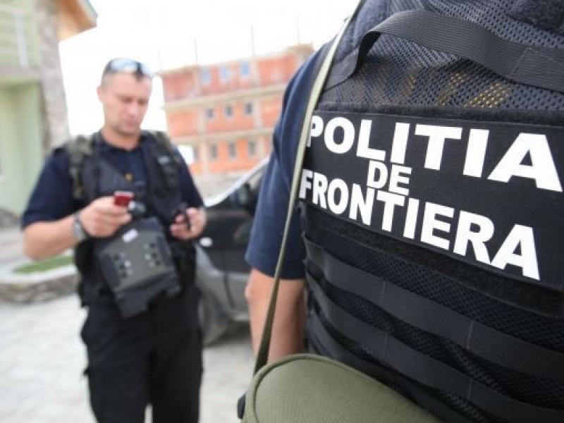 SE FAC ANGAJĂRI LA POLIȚIA DE FRONTIERĂ GIURGIU