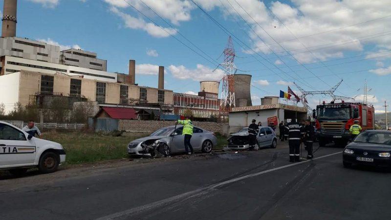 ACCIDENT PE DN71! TREI MASINI AU FOST IMPLICATE- VIDEO!