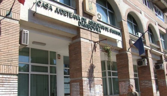 SCHIMBĂRI LA VÂRFUL CASEI JUDEȚENE DE ASIGURĂRI DE SĂNĂTATE DÂMBOVIȚA!
