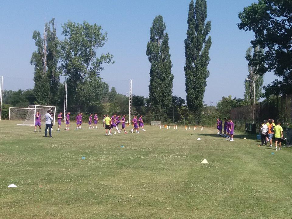 S-A REUNIT ȘI FC ARGEȘ