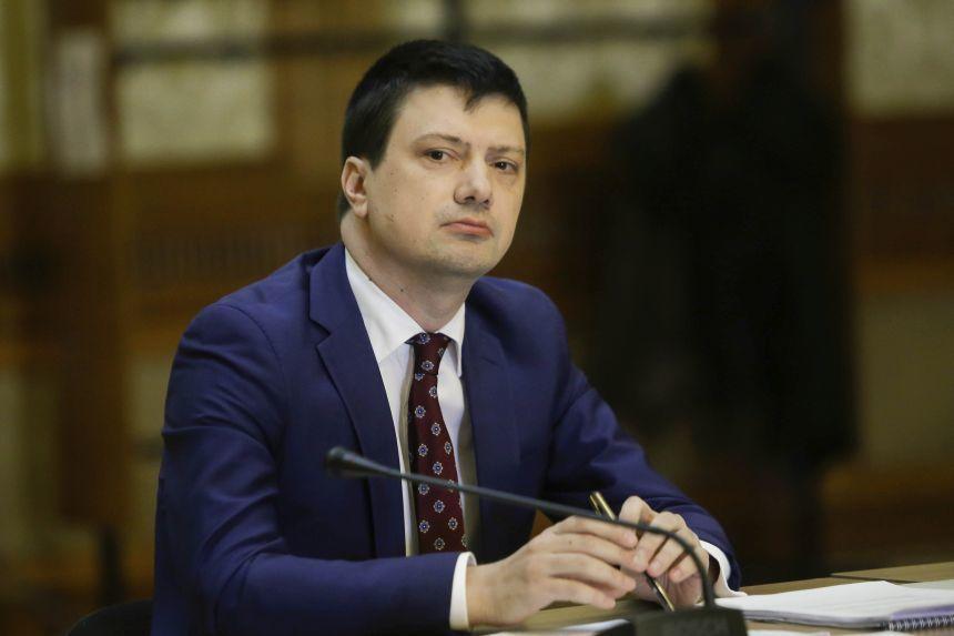 """IONUȚ VULPESCU, MINISTRUL CULTURII: """"NU AM SEMNAT MOȚIUNEA DE CENZURĂ""""!"""