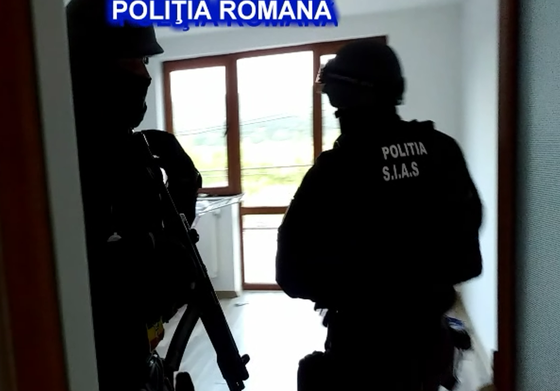 19 PROXENEȚI, DUPĂ GRATII – VIDEO DE LA DESCINDERI!