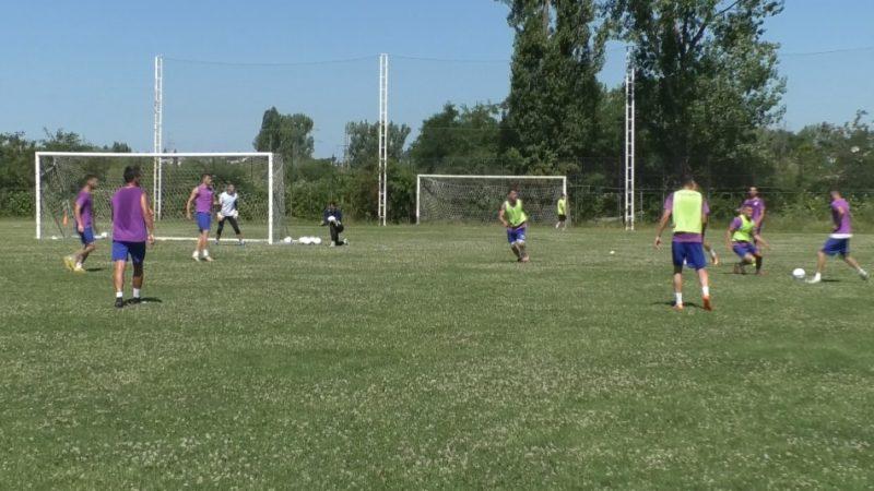 FC ARGEȘ, ÎN CANTONAMENT LA GOVORA