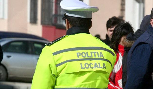 POLIŢIŞTII LOCALI NU AU VOIE SĂ OPREASCĂ ÎN TRAFIC!