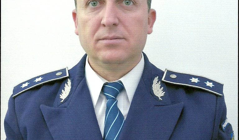 CMS ȘEF SORIN SANDU, NOUL COMANDANT AL POLIȚIEI MUNICIPIULUI MORENI