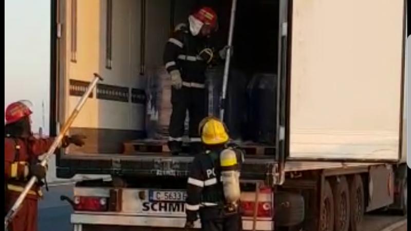 A FOST PERICOL DE EXPLOZIE PE CENTURA PLOIEȘTIULUI! VIDEO