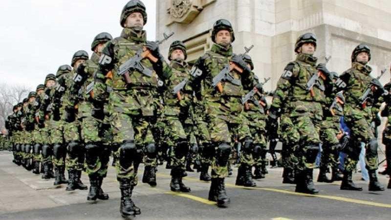 SE ÎNGROAȘĂ GLUMA? ARMATA ROMÂNĂ CAUTĂ SOLDAȚI VOLUNTARI!