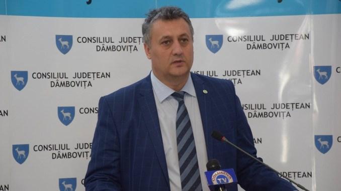 ALEXANDRU OPREA A DEMISIONAT DE LA CONDUCEREA CONSILIULUI JUDEȚEAN DÂMBOVIȚA