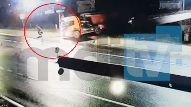 ACCIDENT MORTAL PE DN7, ÎN TĂRTĂȘEȘTI – VIDEO!