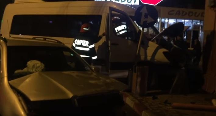 ACCIDENT CU MICROBUZUL SUPORTERILOR CSM FOCȘANI