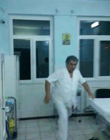 SITUAŢIA DOCTORULUI GEAMBAŞU, ÎNCĂ INCERTĂ