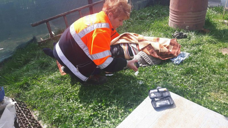 TRAGEDIE LA GLODENI! O FEMEIE DE 64 DE ANI A MURIT ÎNECATĂ ÎN FÂNTÂNĂ