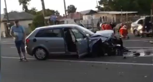 ACCIDENT GRAV LA BUCOV