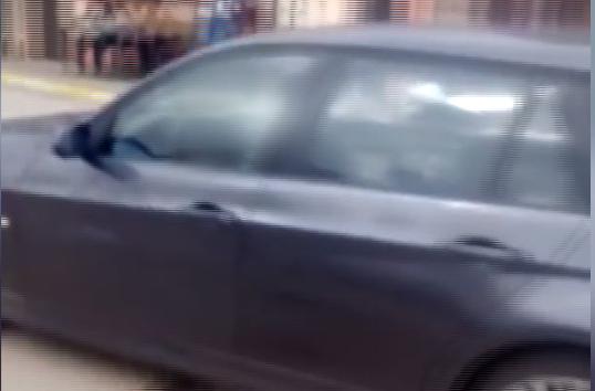 IPJ DÂMBOVIȚA, LĂMURIRI ÎN CAZUL COPILULUI CARE A FOST FILMAT LA VOLANUL UNUI BMW