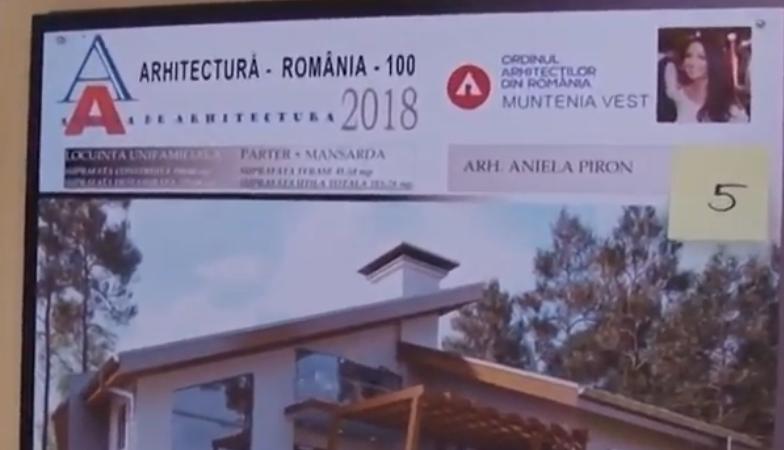 ANUALA DE ARHITECTURĂ TÂRGOVIȘTE 2018