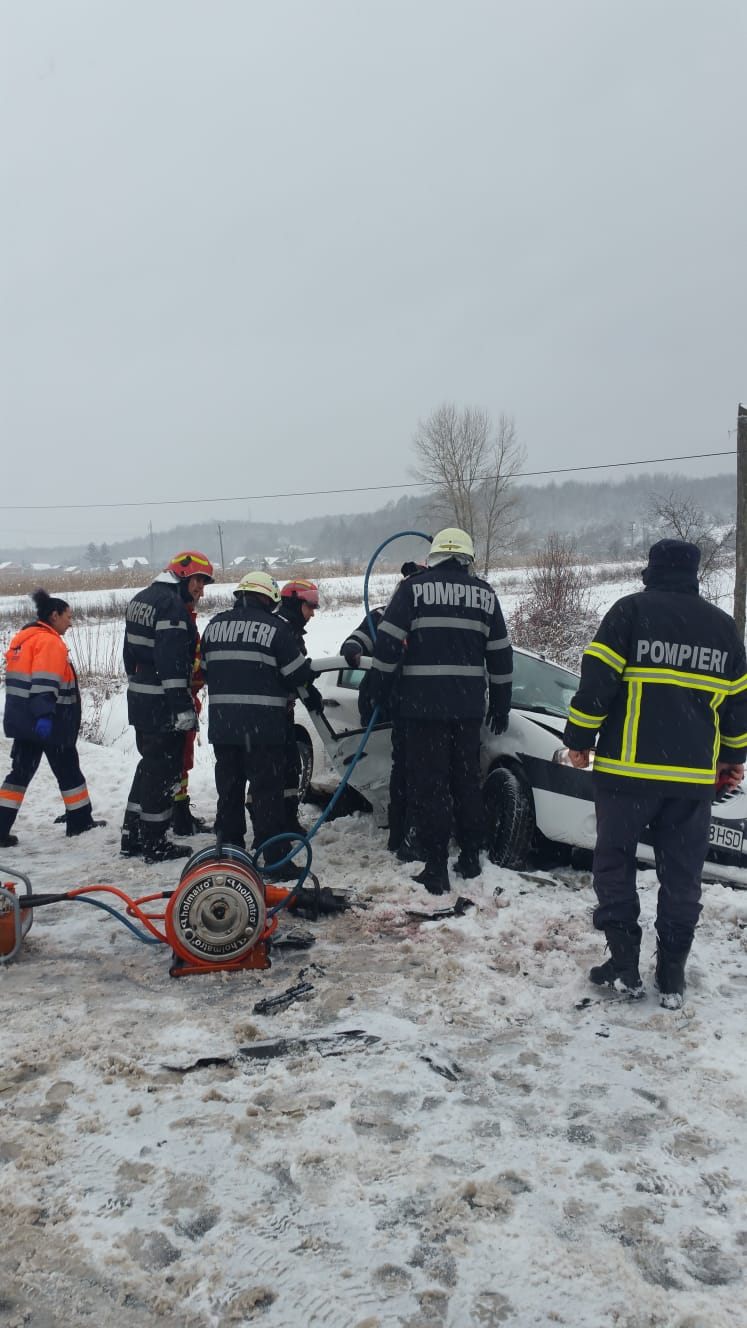 ACCIDENTE MORTALE PE ȘOSELELE DIN MUNTENIA