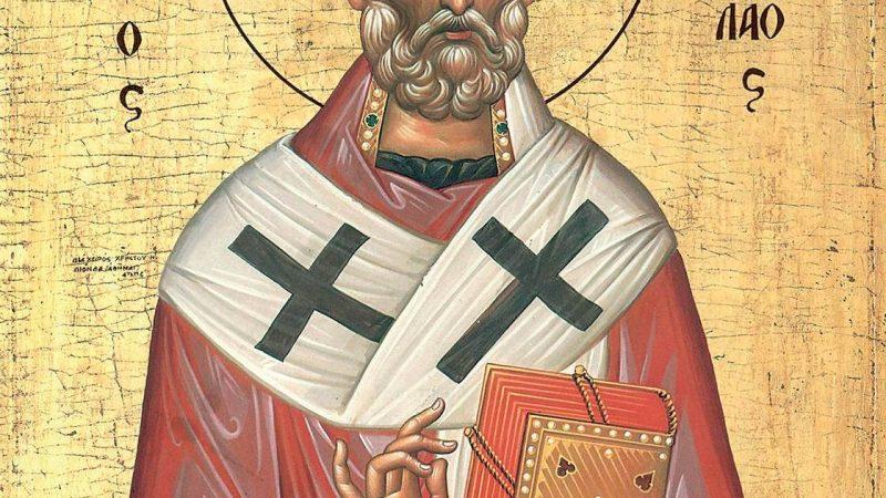 SFÂNTUL NICOLAE, SĂRBĂTORIT DE CREȘTINI