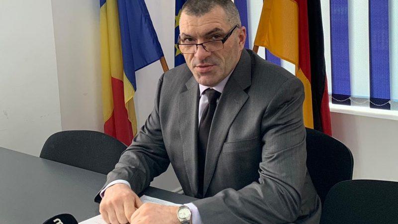 CMS ȘEF SORIN PĂUN, ÎMPUTERNICIT LA COMANDA POLIȚIEI DÂMBOVIȚENE