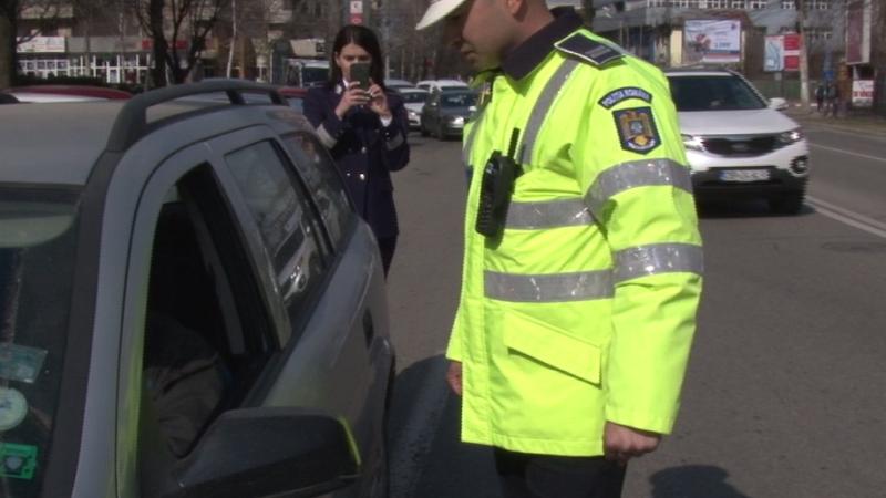 POLIȚIA RUTIERĂ DÂMBOVIȚA, LOCUL II ÎN ȚARĂ, LA NUMĂRUL DE AMENZI DATE VITEZOMANILOR