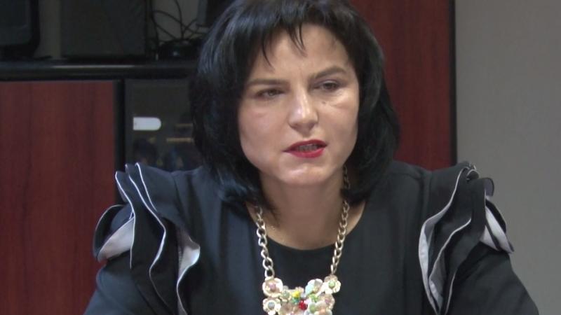 NICULINA SANDU REVINE LA CJAS DÂMBOVIȚA
