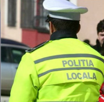 POLIȚIST LOCAL PRINS BEAT LA VOLAN