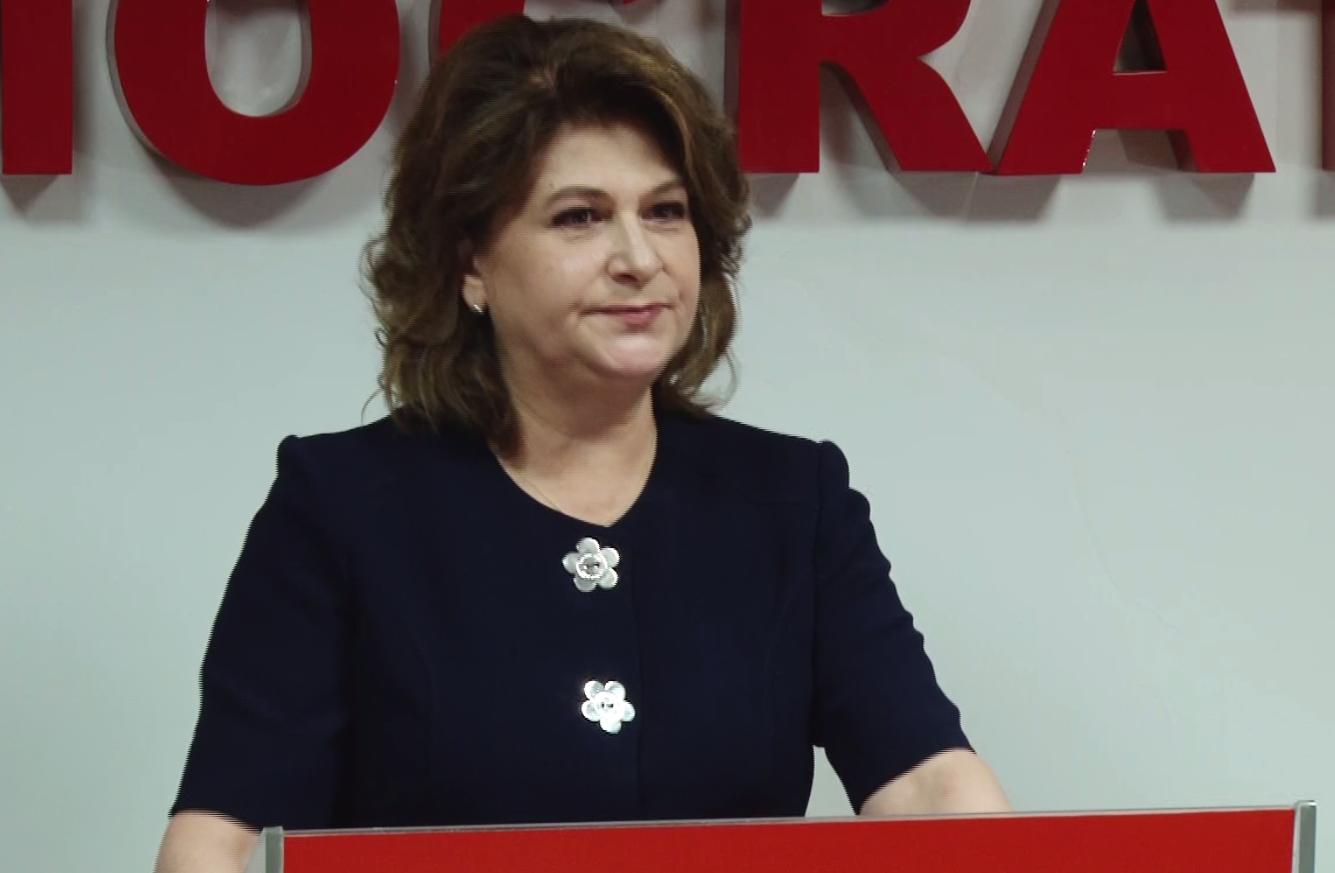 ROVANA PLUMB, RECONFIRMATĂ LA ȘEFIA PSD DÂMBOVIȚA