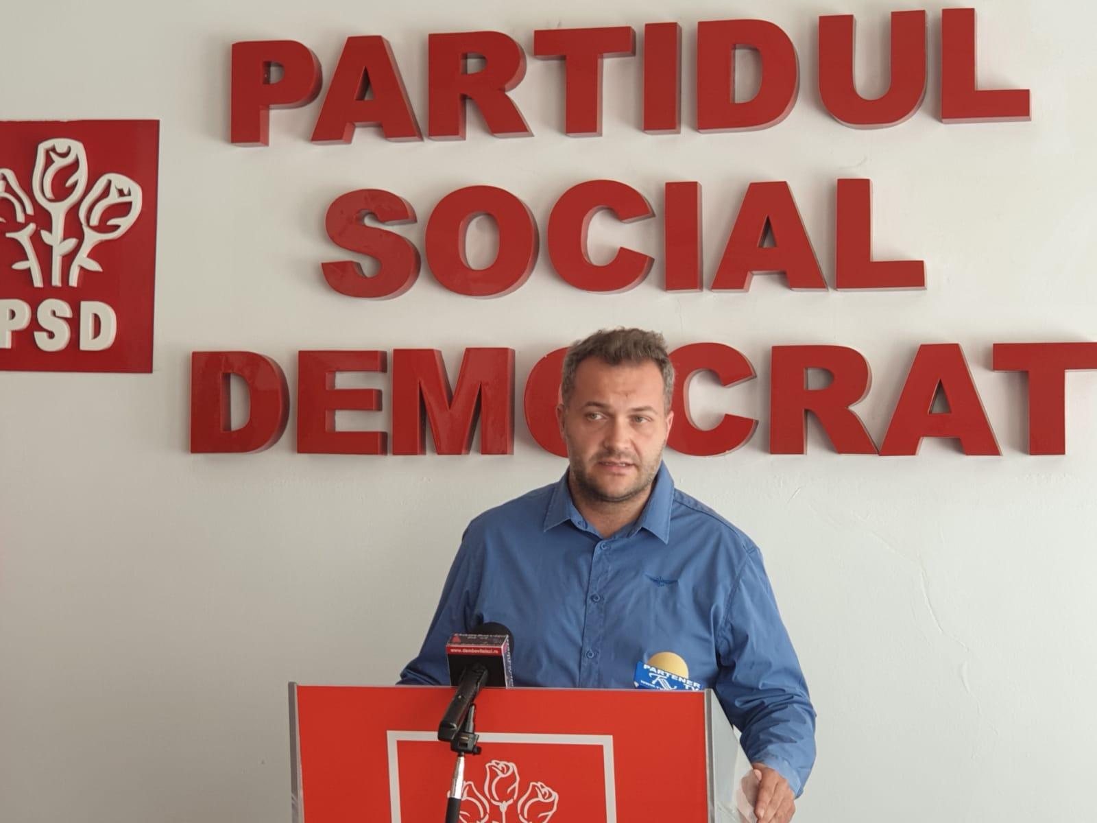 ANDREI PLUMB, REACȚIE IRONICĂ PENTRU DEMISIA DEPUTATULUI ȘTEFAN