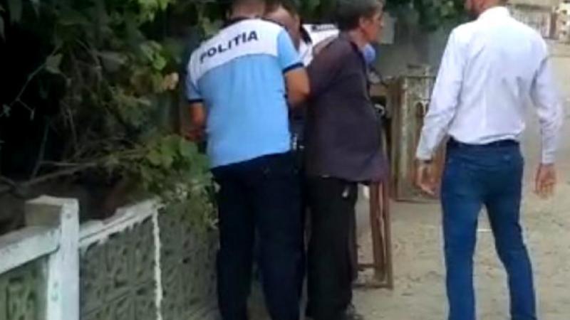 TATĂL SUSPECTAT DE CRIMĂ, ARESTAT PREVENTIV
