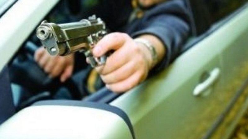 AMENINȚĂRI CU ARMA PE AUTOSTRADA BUCUREȘTI- PITEȘTI! O ȘOFERIȚĂ A SUNAT LA 112