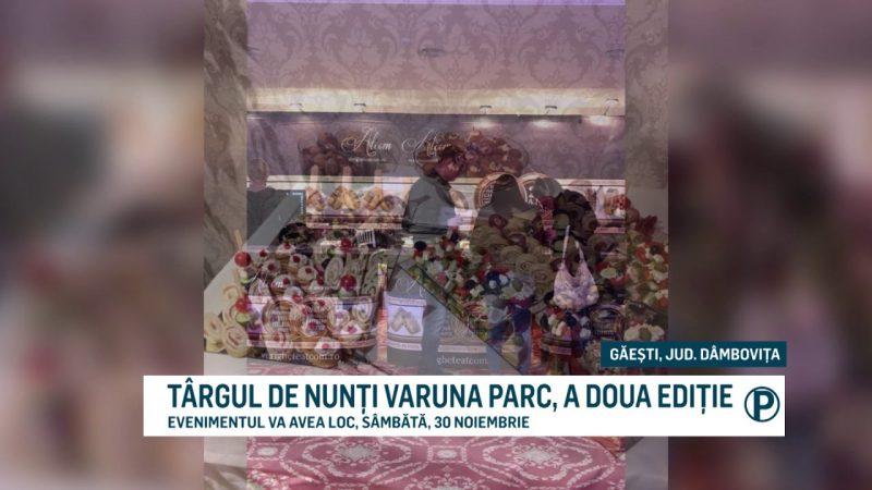 TÂRGUL DE NUNȚI VARUNA PARC, A DOUA EDIȚIE