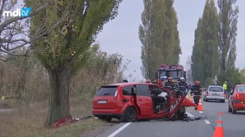 ACCIDENT MORTAL ÎN PRHAOVA
