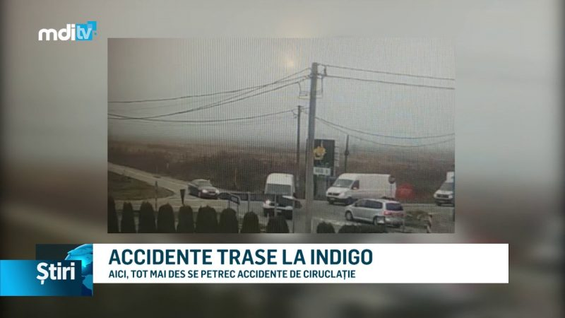 ACCIDENTE TRASE LA INDIGO
