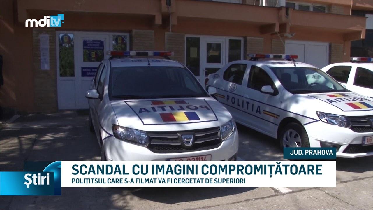 SCANDAL CU IMAGINI COMPROMIȚĂTOARE